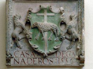 ESCUDO CASA ARAGON GANADEROS