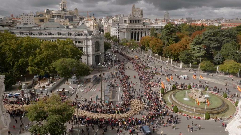 Fiesta de la Trashumancia Madrid