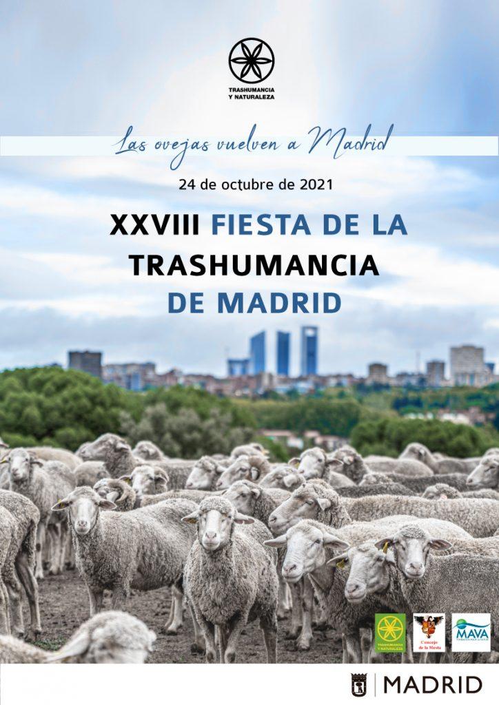 Fiesta Trashumancia Madrid 2021
