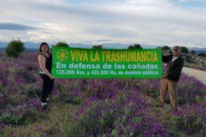 Jesus Garzon y Marity Gonzalez. Trashumancia y Naturaleza
